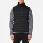 The North Face Men's Thermoball® Vest - TNF Black Matte - S - Black