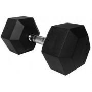 Gantera hexagonala fixa Dayu Fitness 10KG