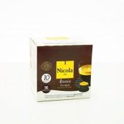 Capsule Nicola Cafes Rossio, compatibile Dolce Gusto, 16 capsule