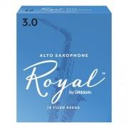 Vandoren Vandoren Rico Ance Sax Alto Rico Royal 3 (10Pz)