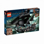 Lego the Black Pearl, Lime Green