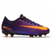 Zapatos Fútbol Niño Nike Jr Mercurial Vortex III FG + Medias Largas Obsequio