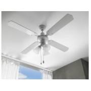Ventilador techo focos blanco 50952 bl