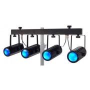 EuroLite LED QDF-Bar RGBAW Lightset