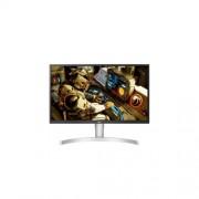 "LG UHD Monitor 27"" - 27UL550-W 3840x2160, 16:9, 300 cd/m2, 5ms, HDMIx2, DisplayPort, hangszóró, HDR10"