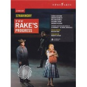Video Delta Igor Stravinsky - The rake's progress - DVD