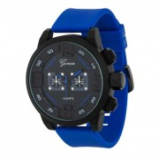 J. Goodin Sports Wrist Watch Blue TW-20337