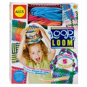 Alex Toys 184WP Toys Craft Loop and Loom , Multi Color
