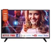 Televizor LED Horizon 49HL733F, smart, Full HD, USB, HDMI, 49 inch/124 cm, DVB-T/C, negru
