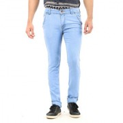 Van Galis Fashion Wear Stylish Blue Jeans For Men