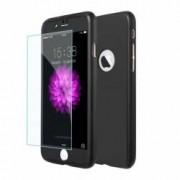 Husa Full cover 360° fata + spate pentru Samsung Galaxy S7 Edge argintie