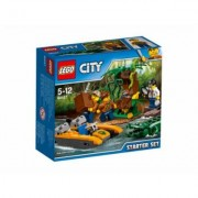 LEGO® City 60157 Ensemble de démarrage de la jungle - Lego