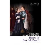 Henry IV, Part I & Part II, Paperback/William Shakespeare