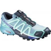 Salomon Speedcross 4 CS W - scarpe trail running - donna - Light Blue