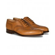 Loake 1880 Buckingham Brogue Tan Burnished Calf