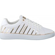 Guess Witte Guess Lage Sneakers Bolier