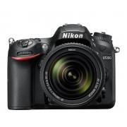 Nikon D7200 DIGITAL SLR CAMERA BODY - VBA450AM + 18-140MM F3.5-5.6G AF-S DX VR LENS