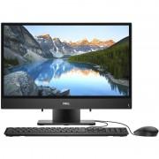 Sistem All in One Dell Inspiron 3480 23.8 inch FHD Touch Intel Core i3-8145U 8GB DDR4 1TB HDD Windows 10 Home Black 3Yr CIS