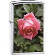 Zippo Zapalniczka 24527 Rose High Polish Chrome