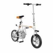 Bicicleta electrica foldabila Airwheel R3 White