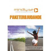Övervinn din ångest + Självkänsla och självförtroende med hypnos (Paketerbjudanden)