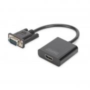 Digitus Conversor VGA-HDMI