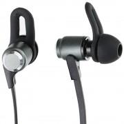 Casti bluetooth premium Magnet-D Black Second Generation in-ear fara fir (8062)