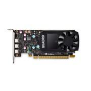 VGA PNY Quadro P400, nVidia Quadro P400, 2GB 64-bit GDDR5, mDP 3x, 12mj (VCQP400-PB)