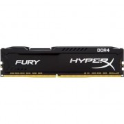 Memorie HyperX FURY Black 16GB DDR4, 2666MHz CL16