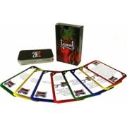 Dragoste Legendara - Joc pentru cupluri Set de 60 carti de joc si peste 80 de provocari + 2 carti bonus