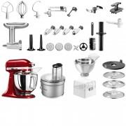 KitchenAid Premium Set: robot da cucina e 3 accessori