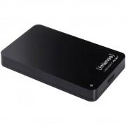Vanjski tvrdi disk 6.35 cm (2.5 inča) 500 GB Intenso Memory Play crna USB 3.0