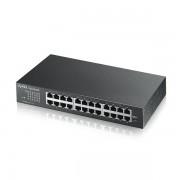 ZyXEL GS1100-24E, 24-port GbE Unmanaged Switch GS1100-24E-EU0101F