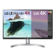 LG 27UK600-W - (27 inch), LED, IPS-scherm, 4K UHD-resolutie, AMD FreeSync, HDR 10, HDMI, DisplayPort