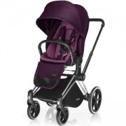 Бебешка количка Cybex Priam Lux Seat Mystic Pink 2017, 517000241