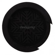 ELECTROPRIME® 12 x 41-42Ft Acoustic Guitar Soundhole Cover Screeching Halt for Electric Guitars