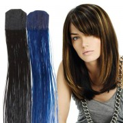 Balmain Color Flash Tape Extensions 40 cm Blue Ray