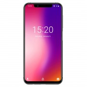 [HK Stock] UMIDIGI One Pro 4GB+64GB Global Band Dual 4G Dual Back Cameras Face ID & Side Fingerprint Identification 5.9 inch Android 8.1 MTK Helio P23 Octa Core up to 2.0GHz Network: 4G VoLTE NFC Wireless Charge Dual SIM (Carbon Fiber Black)