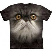 Hi-tech zvieracie tričká - Perzská Mačka