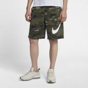 Nike Sportswear Camo-Shorts für Herren - Khaki