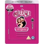 Grease 40th Anniversary - 4K Ultra HD - Zavvi Exclusive Limited Edition Steelbook