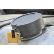 Tanksapkazár (Tanksapka bilincs) kicsi oldalra nyíló+biztonsági lakat