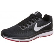Nike Men's Air Zoom Pegasus 34 Black Running Shoes - 8.5 UK/India (43 EU)(9.5 US)(880555-001)