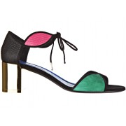 Salvatore Ferragamo Sandals Fizzy Black