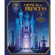 A Home for a Princess: A Peek Inside 9 Disney Princess Castles (Disney Princess), Hardcover/Random House Disney