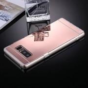 ZHENGYAQI-PHONE CASE Caja del teléfono for Samsung Galaxy Note 8 Acrílico + TPU Espejo de galvanoplastia Funda Protectora Contraportada Anti-arañazos Estuche Protector (Size : Sas3531rg)