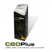 CBD Plus Orvosi Kenderolaj 2%, 10ml, 200mg,