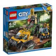 LEGO City, Misiune in jungla cu autoblindata 60159