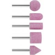 Bosch 5-delni set brusnog kamenja Prihvat 6 mm; granulacija 60; 25; 15; 15; 25; 20 x 24; 30; 30; 25; 25 mm - 1609200286