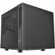 Carcasa Thermaltake Suppressor F1, Mini-ITX Cube, fara sursa